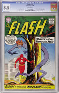 Silver Age (1956-1969):Superhero, The Flash #112 (DC, 1960) CGC VF+ 8.5 Off-white pages....