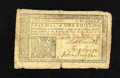 Colonial Notes:New Jersey, New Jersey March 25, 1776 1s Very Good-Fine. Nice signatures arefound on this note. An approximate quarter-inch tear is not...