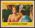 """Movie Posters:Hitchcock, To Catch a Thief (Paramount, 1955). Lobby Cards (2) (11"""" X 14"""").Hitchcock.. ... (Total: 2 Items)"""