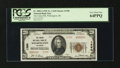 National Bank Notes:Delaware, Wilmington, DE - $20 1929 Ty. 2 The Union NB Ch. # 1390. ...