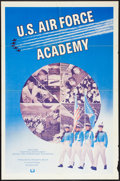 "Movie Posters:Documentary, U.S. Air Force Academy (Universal, 1969). One Sheet (27"" X 41"").Documentary.. ..."
