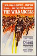 """Movie Posters:Action, The Wild Angels (American International, 1966). One Sheet (27"""" X41""""). Action.. ..."""