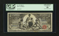 Fr. 247 $2 1896 Silver Certificate PCGS Apparent Extremely Fine 40