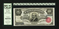 Large Size:Silver Certificates, Fr. 299 $10 1891 Silver Certificate PCGS Gem New 66PPQ....
