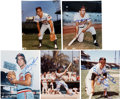 Autographs:Photos, Baltimore Orioles Hall of Famers Signed Photograph Lot of 10....(Total: 10 items)
