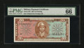 Military Payment Certificates:Series 681, Series 681 First Printing $20 PMG Gem Uncirculated 66 EPQ....