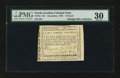Colonial Notes:North Carolina, North Carolina December, 1768 £3 PMG Very Fine 30....