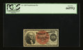 Fractional Currency:Fourth Issue, Fr. 1307 25¢ Fourth Issue PCGS Gem New 66PPQ....