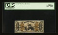 Fractional Currency:Third Issue, Fr. 1347 50¢ Third Issue Justice PCGS Gem New 65PPQ....