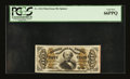 Fractional Currency:Third Issue, Fr. 1324 50¢ Third Issue Spinner PCGS Gem New 66PPQ....