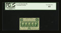 Fractional Currency:First Issue, Fr. 1311 50¢ First Issue PCGS Very Choice New 64....