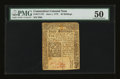 Colonial Notes:Connecticut, Connecticut June 1, 1773 40s PMG About Uncirculated 50....