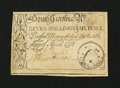 Colonial Notes:South Carolina, South Carolina April 10, 1778 7s6d Extremely Fine....
