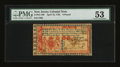 Colonial Notes:New Jersey, New Jersey March 25, 1776 £6 PMG About Uncirculated 53....