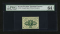 Fractional Currency:First Issue, Fr. 1243 10¢ First Issue PMG Choice Uncirculated 64 EPQ....