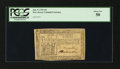 Colonial Notes:New Jersey, New Jersey January 9, 1781 6d PCGS About New 50....