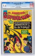 Silver Age (1956-1969):Superhero, The Amazing Spider-Man #12 (Marvel, 1964) CGC VF- 7.5 Cream to off-white pages....