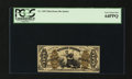 Fractional Currency:Third Issue, Fr. 1355 50¢ Third Issue Justice PCGS Very Choice New 64PPQ....