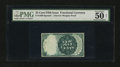Fractional Currency:Fifth Issue, Milton 5E25R.1 25¢ Fifth Issue PMG About Uncirculated 50 NET....