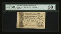 Colonial Notes:South Carolina, South Carolina April 10, 1778 5s PMG About Uncirculated 50 EPQ....