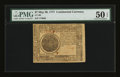 Colonial Notes:Continental Congress Issues, Continental Currency May 20, 1777 $7 PMG About Uncirculated 50EPQ....