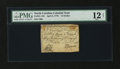 Colonial Notes:North Carolina, North Carolina April 2, 1776 $1/2 Crow and Pitcher PMG Fine 12NET....