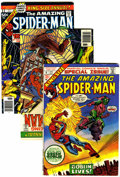 Bronze Age (1970-1979):Superhero, The Amazing Spider-Man Annual Group (Marvel, 1973-2001).... (Total: 26 Comic Books)