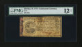 Colonial Notes:Continental Congress Issues, Continental Currency May 10, 1775 $20 PMG Fine 12 NET....