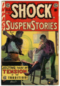 Golden Age (1938-1955):Horror, Shock SuspenStories #16 (EC, 1954) Condition: VF....