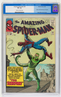 The Amazing Spider-Man #20 (Marvel, 1965) CGC VF+ 8.5 Cream to off-white pages