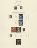 Stamps, U.S. Mint and Used Collection (7//QE4),...