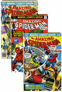 The Amazing Spider-Man Group (Marvel, 1973-88).... (Total: 6 Comic Books)