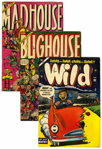 Miscellaneous Golden Age Humor Group (Various Publishers, 1950s).... (Total: 6 Comic Books)