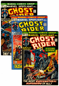 Ghost Rider Box Lot (Marvel, 1972-2006)