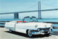 Post-War & Contemporary:Pop, RON BALABAN (American, 20th Century). Cadillac. Oil oncanvas. 23-1/2 x 35-1/2 inches (60.0 x 90.0 cm). Signed lowerrig...