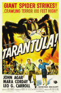 "Movie Posters:Science Fiction, Tarantula (Universal, 1955). One Sheet (27"" X 41""). ..."