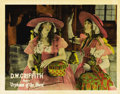 "Movie Posters:Drama, Orphans of the Storm (United Artists, 1921). Lobby Card (11"" X14""). ..."