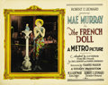 "Movie Posters:Drama, The French Doll (Metro, 1923). Title Lobby Card and Lobby Card (11""X 14"").... (Total: 2 Items)"