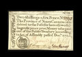 Colonial Notes:North Carolina, North Carolina December, 1771 2s/6d Choice New....