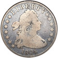 Early Quarters, 1804 25C VG8 NGC....