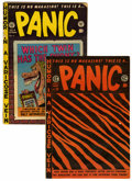 Golden Age (1938-1955):Humor, Panic #4 and 7 Group (EC, 1955-56).... (Total: 2 Comic Books)