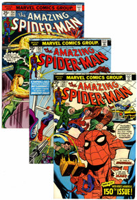 The Amazing Spider-Man Group (Marvel, 1975-77).... (Total: 19 Comic Books)