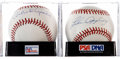 Autographs:Baseballs, Orlando Cepeda and Luke Appling Single Signed PSA-Graded BaseballsLot of 2.... (Total: 2 card)