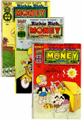 Bronze Age (1970-1979):Cartoon Character, Richie Rich Money World #1-59 File Copies Group (Harvey, 1972-82)Condition: Average NM-.... (Total: 59 )