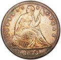 Seated Dollars, 1855 $1 MS61 NGC....