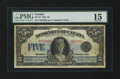 Canadian Currency: , DC-27 $5 1924. ...