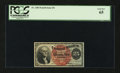 Fractional Currency:Fourth Issue, Fr. 1303 25¢ Fourth Issue PCGS Gem New 65....