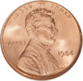 Lincoln Cents: , 1984 1C Doubled Die Obverse MS68 Red NGC. NGC Census: (41/0). PCGS Population (16/0). Mintage: 8,151,078,912. Numismedia Ws...