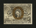 Fractional Currency:Second Issue, Fr. 1249 10¢ Second Issue New....