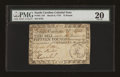 Colonial Notes:South Carolina, South Carolina March 6, 1776 £15 PMG Very Fine 20....